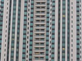 Closeup: another big building in bangkok