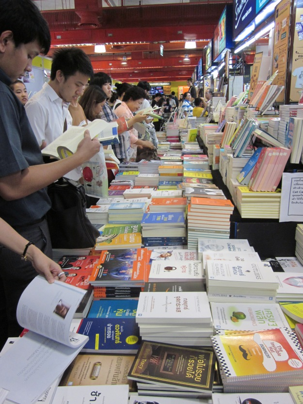 43rd National Book Fair and 13th Bangkok International Book Fair 2015